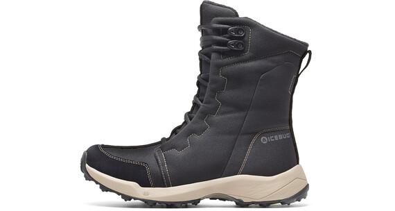 Icebug W's Avila3 BUGrip Shoes Black/Almond